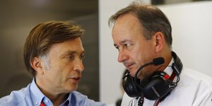 Neue McLaren-Struktur: Jost Capito wird Eric Boulliers Boss
