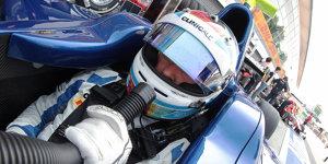 Marvin Kirchh�fer in Monza nur im Nachgang belohnt