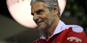 Ferrari dementiert Arrivabenes Zigaretten-Zwischenfall