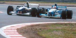 """Damon Hill gibt zu: """"Senna oder Schumacher in anderer Liga"""""""