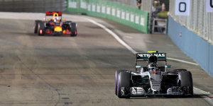 Gary Anderson: Warum Mercedes in Singapur Gl�ck hatte