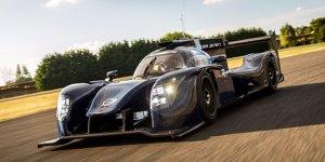 LMP2 2017: Onroak stellt Ligier JS P217 vor