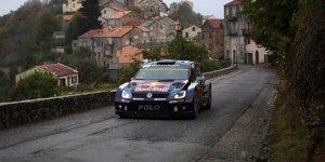 Rallye Frankreich 2016: Matchball f�r Ogier und Ingrassia