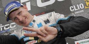 """STCC-Meister Richard G�ransson: """"WTCC w�re fantastisch"""""""
