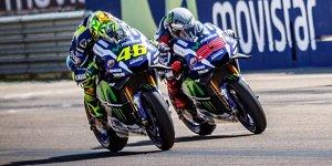 Verbremser kostet Rossi Platz zwei und wichtige WM-Punkte