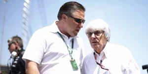 Formel-1-Manager Zak Brown legt sein Amt nieder