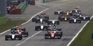 Formel-1-Start: Warum jeder Meter entscheidend ist