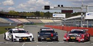"""""""Positive Entwicklung"""": BMW bekennt sich zur DTM"""