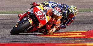 Gerhard Berger: Formel 1 sollte es wie die MotoGP machen