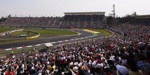 Mexiko-Promoter dr�ngt auf mehr Amerika-Rennen