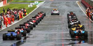 FIA-Weltrat legt fest: Stehender Start auch im Regen!