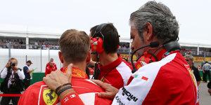 """Ferrari """"ohne Orientierung"""": 2017 letzte Chance mit Vettel?"""