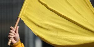 Doppel-Gelb im Qualifying: FIA pr�zisiert Regel