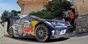 WRC Rallye Frankreich: Sebastien Ogier hat alles im Griff