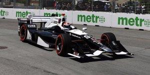 IndyCar 2017: Herta und Andretti machen weiter, Carlin mauert