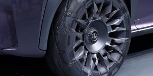 Paris 2016: Goodyear mit Design-Reifen Urban Crossover