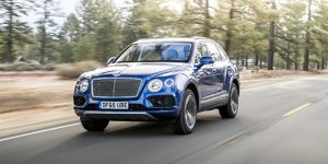 Test Bentley Bentayga: Traditionelle Kriterien sind fehl am Platz