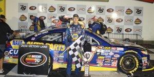 Wunderknabe holt ersten NASCAR-Titel mit 16 Jahren