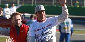 Ergebnis zweitrangig: Scheider genießt letztes DTM-Rennen