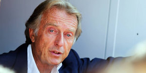 Ex-Ferrari-Boss Montezemolo kritisiert neue Teamf�hrung