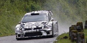 WRC-Autos 2017: Sebastien Ogier w�nscht mehr Drehmoment