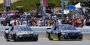 NASCAR Talladega: Kurt Busch bekommt Sch�tzenhilfe