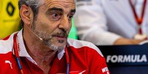 Ferrari stellt klar: Suzuka-Update wird auch 2017 helfen