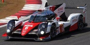 Toyota-Fahrerkader 2017: Entscheidung erst im Januar?