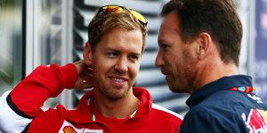 Sebastian Vettel: Was ist da mit Red Bull im Busch?