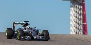 Rekordrunde: So holte Lewis Hamilton seine erste Austin-Pole