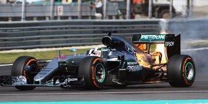 Mercedes: Motorschaden in Malaysia noch nicht gekl�rt