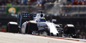 "Williams in Austin in Q3: Abstand zu H�lkenberg ""zu gro�"""
