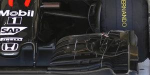 Formel-1-Technik: McLaren bastelt stark an 2017