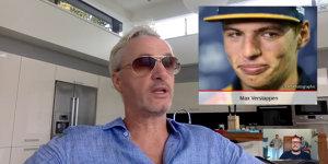 Ein Drink mit Eddie Irvine: Scharfe Kritik an Max Verstappen
