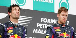 """Mark Webbers Erinnerungen: Vettels Rechtsanwalt & """"Multi 21"""""""