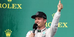 Formel-1-Live-Ticker: Rosberg l�sst es in Austin krachen