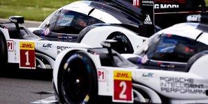 Porsche im Titelkampf: Im Zweifelsfall Teamorder
