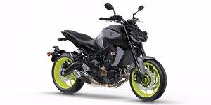 Yamaha MT-09 bekommt f�r 2017 ein neues Gesicht