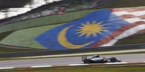 Fallende Zuschauerzahlen: Malaysia erw�gt Formel-1-Abschied
