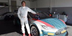Frentzen testet Tesla-GT: Comeback nicht ausgeschlossen