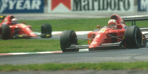1990: Ein Mexiko-Grand-Prix f�r die Ewigkeit