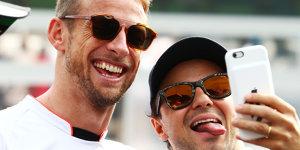 Jenson Button: Formel-1-Rennen m�ssen k�rzer werden