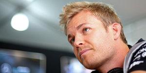 Auch Nico Rosberg hat von NASA-Know-how profitiert