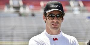 Simon Pagenaud würde gerne NASCAR-Ovalrennen versuchen