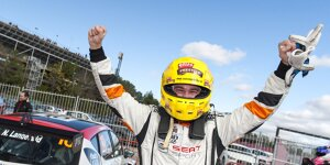Niels Langeveld ist Champion des SEAT Leon Eurocup