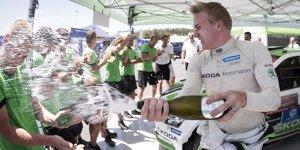"""WRC2-Champion Lappi: """"Mir fällt ein Stein vom Herzen"""""""