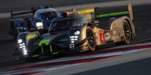 ByKolles schließt WEC-Saison 2016 mit solidem Rennen ab