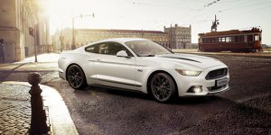 "Ford Mustang ""Black Shadow Edition"": Exklusiv für Europa"