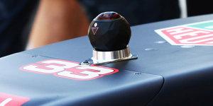 Formel-1-Technik: Bald Rennen als Virtual Reality erleben?