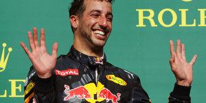 Ricciardo: 2016 hat sich Renault an die Versprechen gehalten